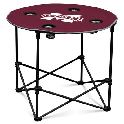 Mississippi St. Bulldogs Portable Table