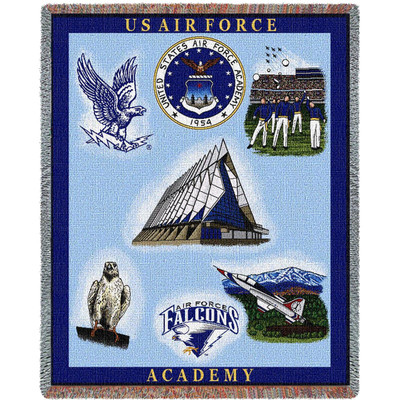 Air Force Academy Stadium Blanket | Pure Country | 5043-T