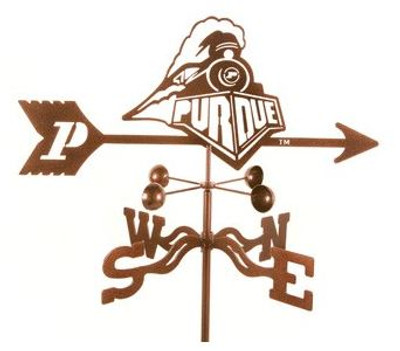 Purdue Boilermakers Weathervane