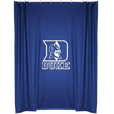 Duke Blue Devils Shower Curtain