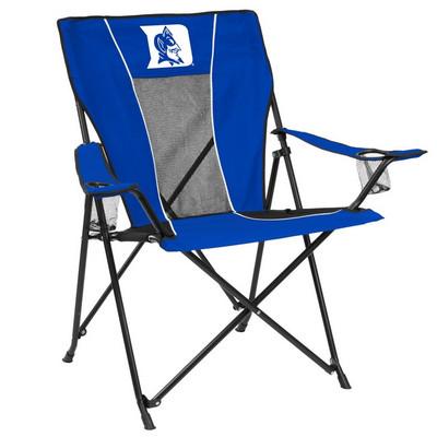 Duke Blue Devils Game Time Tailgate Chair