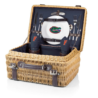 Florida Gators Champion Picnic Basket