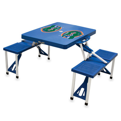 Florida Gators Folding Picnic Table