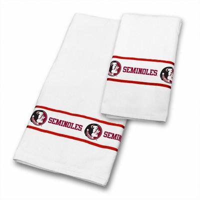 FSU Seminoles Bath Towel Set | Sports Coverage | 04CTTWS4FLSSETS