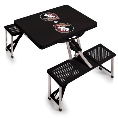 FSU Seminoles Folding Picnic Table