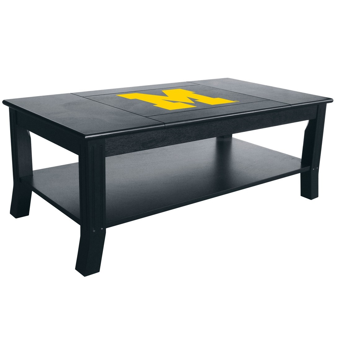Michigan Wolverines Coffee Table Imperial International 85 3009