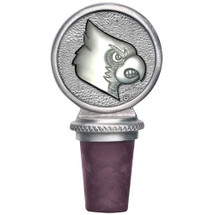 Louisville Cardinals Bottle Stopper | Heritage Pewter | BS10186