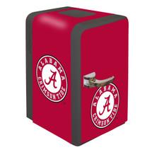 Alabama Crimson Tide 15 qt Party Fridge   Boelter