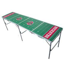 Ohio State Buckeyes Tailgate Table   Wild Sports   TPC D OSU