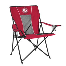 Alabama Crimson Tide Game Time Tailgate Chair | Logo Chair | 102-10G