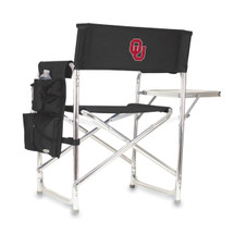 Oklahoma Sooners Sports Chair | Picnic Time | 809-00-179-454-0