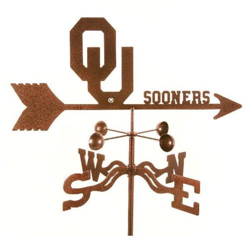 Oklahoma Sooners Weathervane | EZ Vane | OK