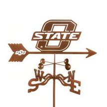 Oklahoma State Cowboys Weathervane | EZ Vane | OKLAST