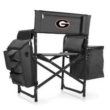 Georgia Bulldogs Fusion Tailgating Chair | Picnic Time | 807-00-679-184-0