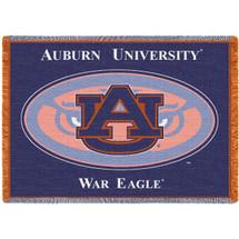 Auburn Tigers Logo Stadium Blanket | Pure Country | 304-A