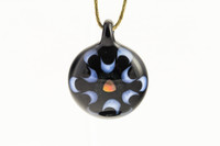 Josh Sable - Lavender Pendant with Opal