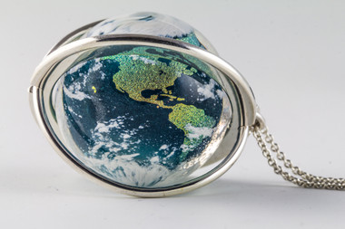 Geoffrey Beetem Earth Pendant Zac S Lost His Marbles