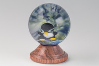 Iceberg Glass - Penguin Marble #2