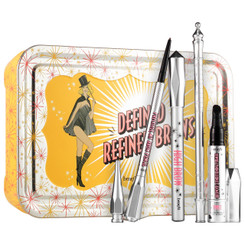 Benefit Defined & Refined Brow Kit in Medium