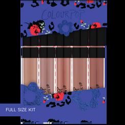 Colourpop For Fox Sake Full Size Kit