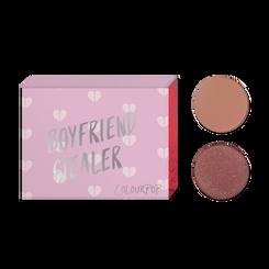 Colourpop Pressed Powder Eye Duo in Boyfriend Stealer