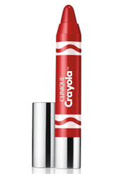 Clinique x Crayola Chubby Stick Intense Moisturizing Lip Color Balm in Brick Red