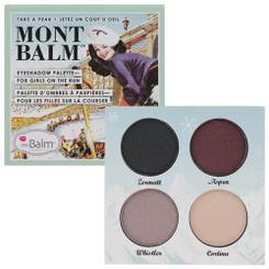theBalm Mont Balm Eyeshadow Palette