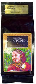 Sumatra Lintong Arabica roasted coffee ##for 8oz##