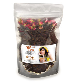 All natural, vegan, whole leaf Thai Tea ##for 60g##