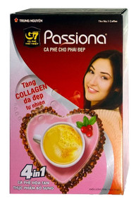 Passiona G7 Sugarfree Instant Coffee with Collagen ##for 14 sachets##