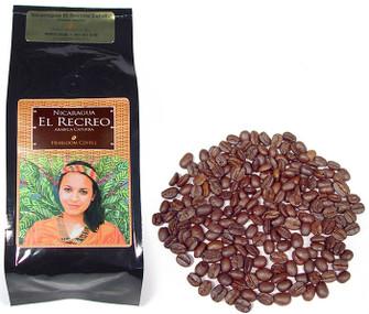 Nicaragua Half-Caff coffee ##for 8oz##