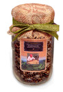 Glass-Packed Master Roast: Catimor Harlequin Roast ##for 8 oz, fresh-packed in sturdy glass jar; 13 oz also available##