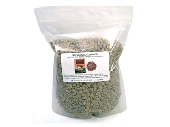 Nicaragua Matagalpa green unroasted coffee beans##10 pounds green, unroasted beans -amazing sale!##