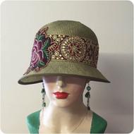 Cloche Hat C104