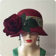 Cloche Hat C107