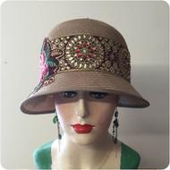 Cloche Hat C108