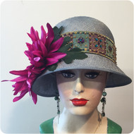 Cloche Hat C123