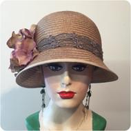 Cloche Hat C124