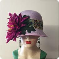 Cloche Hat C126
