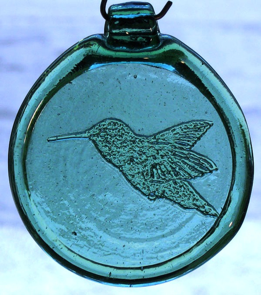 Old Hancock Hummingbird Suncatcher