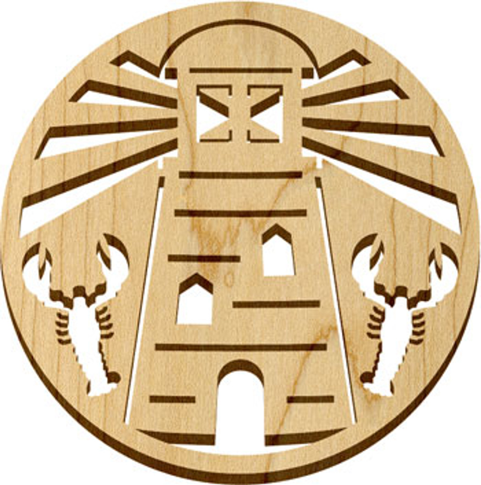 Solace Trivet Lighthouse