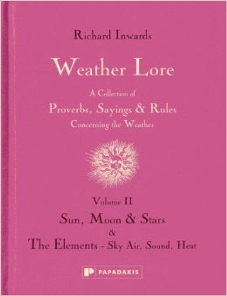 Weather Lore: Sun, Moon & Stars.