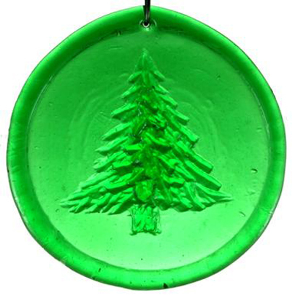 Evergreen Tree Large Suncatcher
