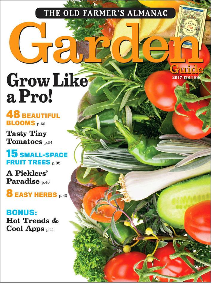 ... Guide The 2017 Old Farmeru0027s Almanac Garden ...