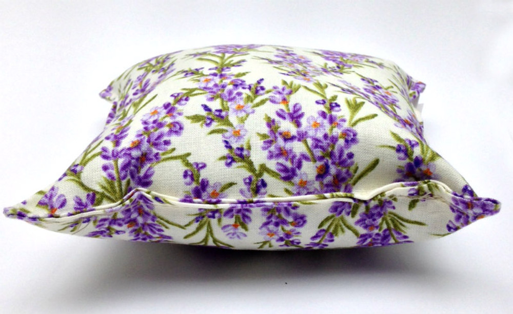 Lavender and Balsam Filled Pillow