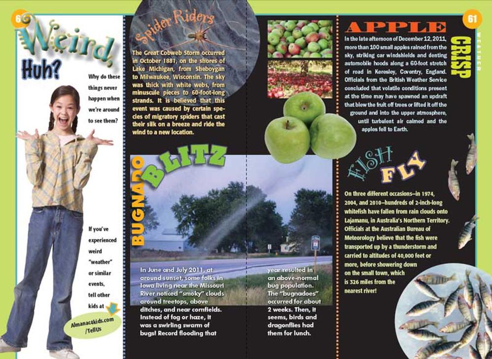 The Old Farmer's Almanac for Kids, Volume 5