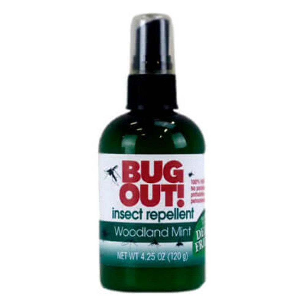 Bug Out! Spray Woodland Mint Scent