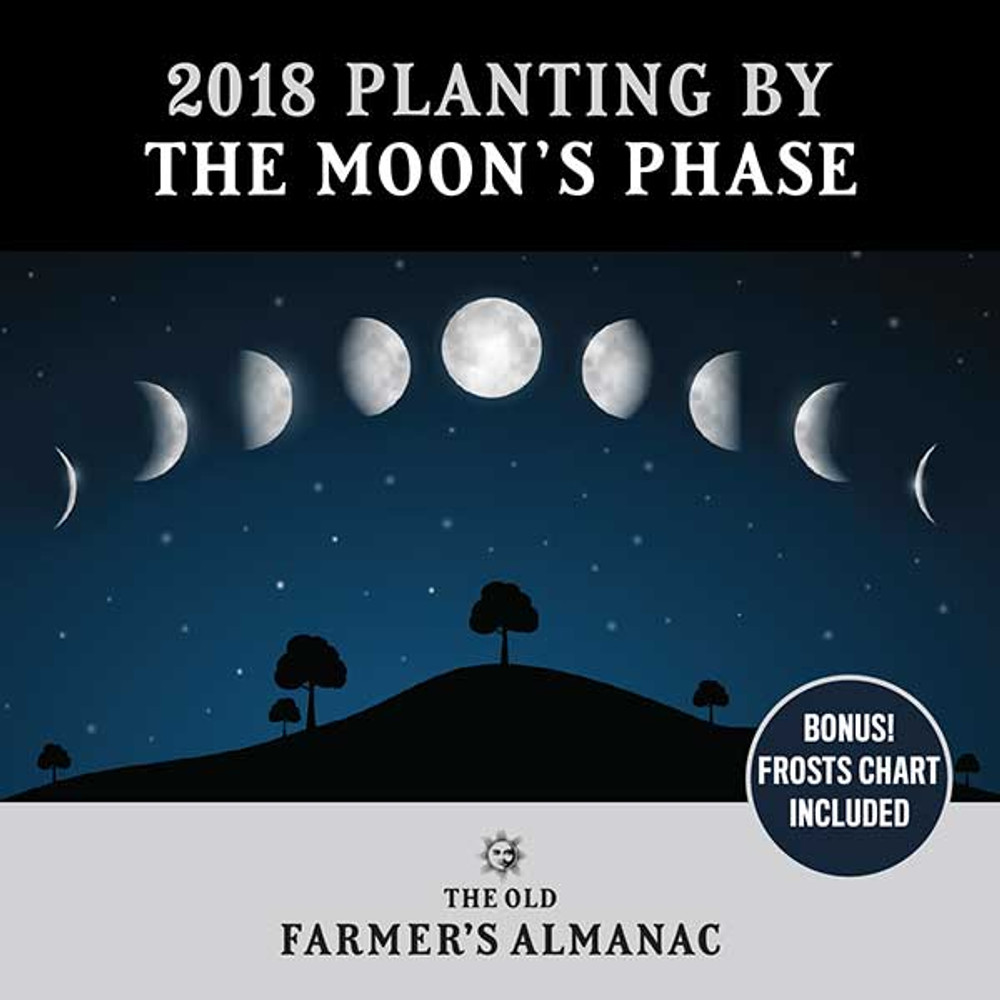 2018 Planting by the Moon - PDF Download
