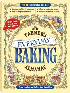 The Old Farmer's Almanac Everyday Baking