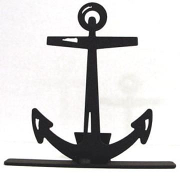 Anchor Doorstop